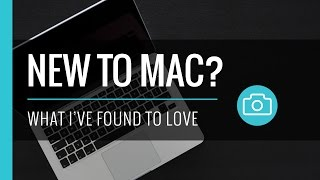 Changing from Windows to Mac - First Impressions