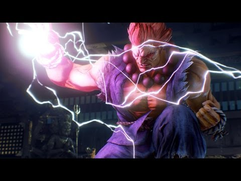 Street Fighter 5: A Beginner's Guide to Akuma - IGN Plays Live