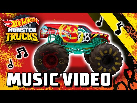 @Hot Wheels    Official MUSIC VIDEO 🎶   Live Fast Crush Hard