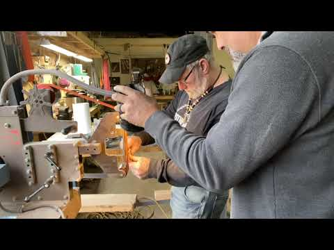 Learning from the Masters Making a Knife with Jason Knight Part 3