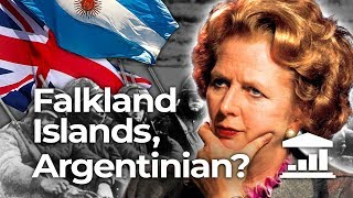 The Falklands, the reason for the war between Argentina and the United Kingdom - VisualPolitik EN