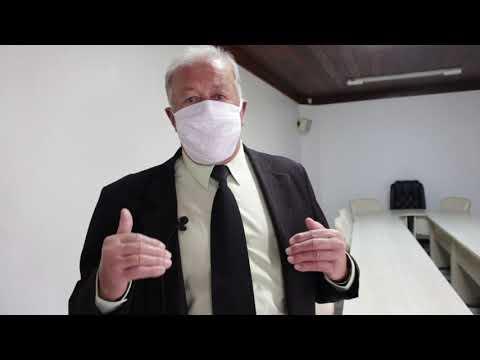 Entrevista com o vereador Carlito do Peixe