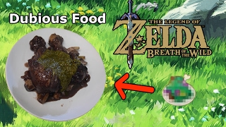 Cuccos Kitchen | How To Make Dubious Food | Legend of Zelda: Breath Of The Wild