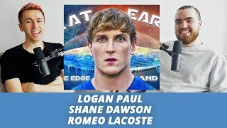 Logan Paul Thinks the Earth is Flat (What's Good Full Podcast)