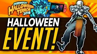 Overwatch | Halloween Date Revealed - New Emote & Nintendo Switch Is Being Severely Underestimated