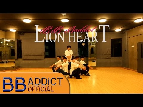 BB ADDICT cover Girls' Generation 소녀시대_Lion Heart (dance practice) From THAILAND