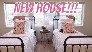 NEW HOUSE SNEAK PEEK | MOVING VLOG | THE LEROYS