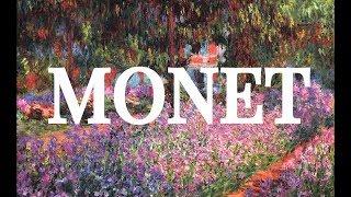 650+ Greatest Monet Paintings (HD 1080p) Claude Monet Impressionist Silent Slideshow & Screensaver