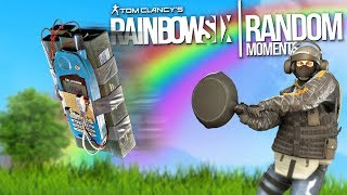 Rainbow Six Siege - Random Moments: #25 (Funny Moments Compilation)