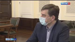 Мэр Омска Оксана Фадина будет участвовать в выборах в Государственную Думу