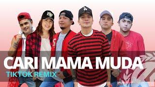 CARI MAMA MUDA (Tiktok Remix) | Dance Fitness | TML Crew Kramer Pastrana