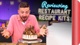 Chefs and Normals Review DIY Food Kits | Vol.3