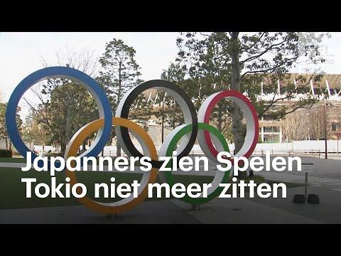 Meeste Japanners willen geen Olympische Spelen meer