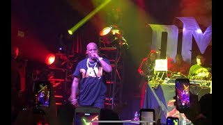 DMX - Irving Plaza, New York, NY - April 1, 2019 [Live]