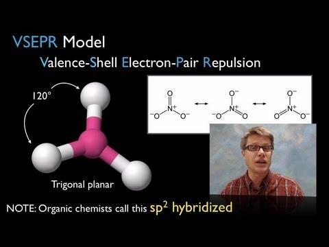 AP Chem-022 Lewis Diagrams & VSEPR Models — bozemanscience