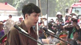 [LIVE] Lời thú tội của Nguyễn Hải Dương trước tòa - sát thủ giết 6 người ở bình phước