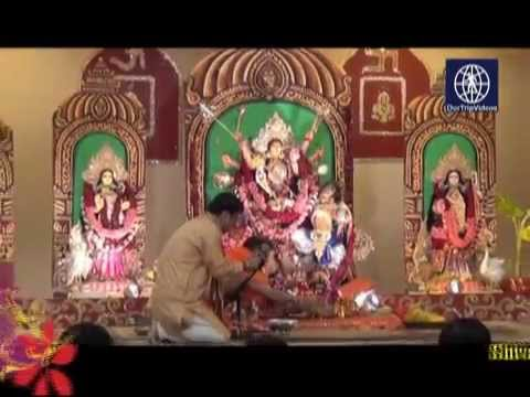 Pictures of Durga Pooja Celebrations - Cultural Programs at Shiva Vishnu Temple, Livermore, CA, USA