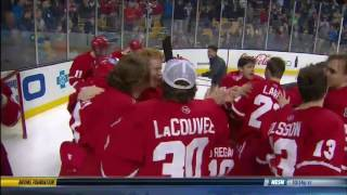 BU Hockey - 2015 Feb 23 Beanpot Championship Overtime WInner