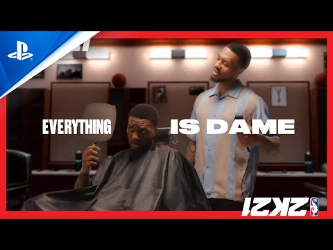 NBA 2K21 - Everything is Dame   PS4