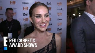 """Natalie Portman Says """"Lucy in the Sky"""" Role Is a Childhood Dream 