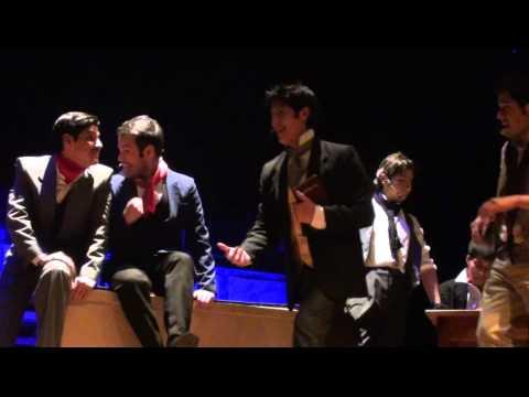 Baixar Los miserables:El encargo de Eponine/El Café ABC/Rojo y negro