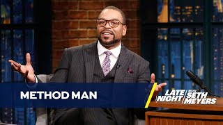 Method Man Tells the Story Behind Donald Trump's Feature on His Album