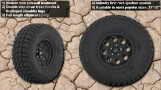 Pro Comp Xtreme Mud Terrain Ii Tire Xtreme Mt2 Youtube