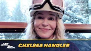 Chelsea Handler's Crush on Gov. Andrew Cuomo Is Over