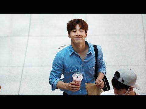 [fancam] 150602 헨리(henry lau) _인천공항 출국_캐나다