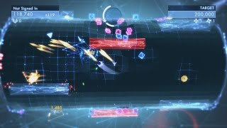 Geometry Wars 3 launched