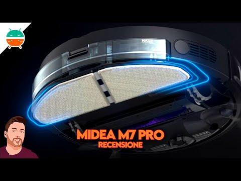 Recensione Midea M7 Pro: il robot aspira …