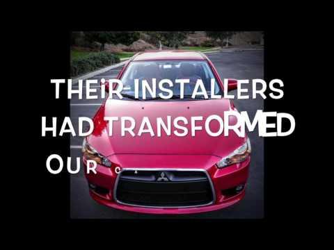 Mitsubishi Lancer Project Car: Katzkin Leather Upgrade