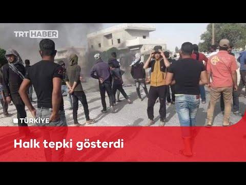 Terör örgütü PKK/YPG yine sivilleri hedef aldı