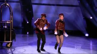 SYTYCD Season 10 - Top 18 Perform - Amy and Fik-Shun