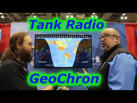 GigaParts shows off GeoChron 4k