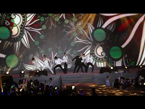 [FANCAM] 181124 K Concert in Macau Super Junior - One More Time [1080P]