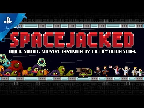 Spacejacked Trailer