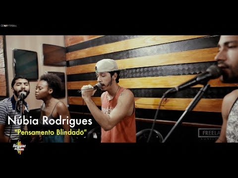 Núbia Rodrigues & Banda Raja - Pensamento Blindado // Groovypedia Brasil