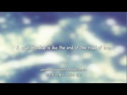 Big Bang- Blue lyrics [Eng. | Rom. | Han.]