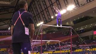Simone Biles - Uneven Bars - 2018 World Championships - Qualifying