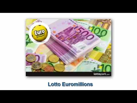 Play lottery online with LottoPark - Lotto Jackpots