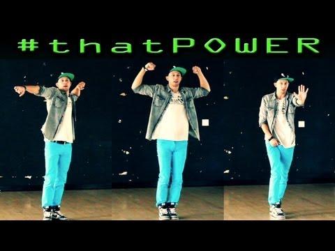 Baixar #thatPOWER - Will.i.Am ft Justin Bieber | Dance TUTORIAL @MattSteffanina Choreography @JustinBieber