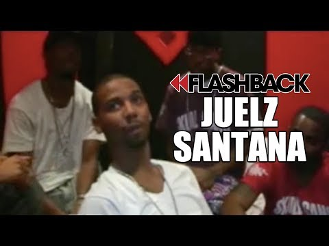 Flashback: Juelz Santana on Lil Wayne Coming Up with