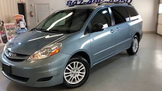 2008 TOYOTA SIENNA LE AWD! LOW MILES! 1 OWNER! CLEAN CARFAX!