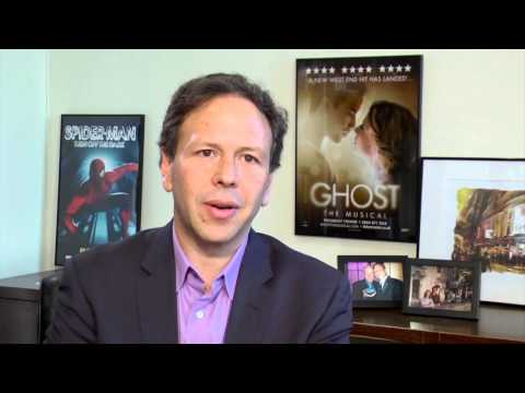 David Garfinkle on 'Ghost the Musical'