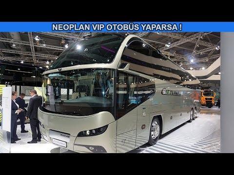 Neoplan VIP Otobüs Yaparsa Böyle Yapar! (Cityliner) - Neoplan Bu İşi Bİliyor