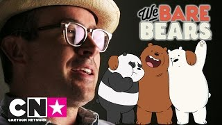 We Bare Bears | Behind The Scenes | Cartoon Network
