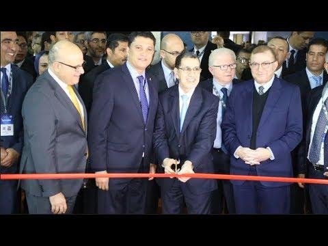 رئيس الحكومة سعد الدين العثماني يفتتح معرض أوطو إكسبو 2018