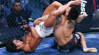 Oscar Suarez vs Chris Cortez Full Fight | MMA | Combate San Antonio