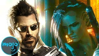 Top 10 Games You Need To Play Before Cyberpunk 2077